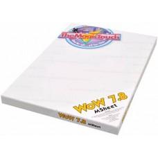 Трансферная бумага The Magic Touch   WoW7.8/100 A4XL TSheet (100 листов)