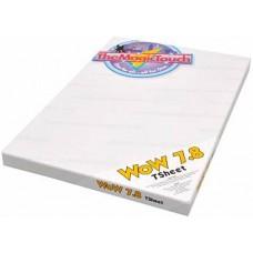 Трансферная бумага The Magic Touch  WoW7.8/100 A3 SP-TSheet (100 листов)