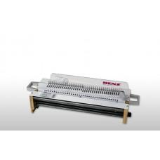 Перфорационная планка на металлическую пружину для DTP 340 (M) 3:1, 4 x 4 мм. квадратные отверстия с ригелем