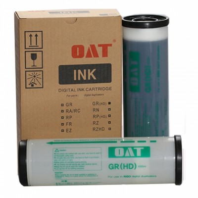 Краска OAT черная GR HD 600 DPI (1000ml)