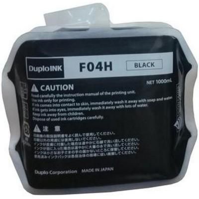 Краска черная DUPLO F-04H (1л), F550/F850