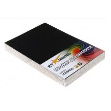 """Обложки для переплета STARBIND картон """"глянец"""" А4  чёрные /100шт./"""