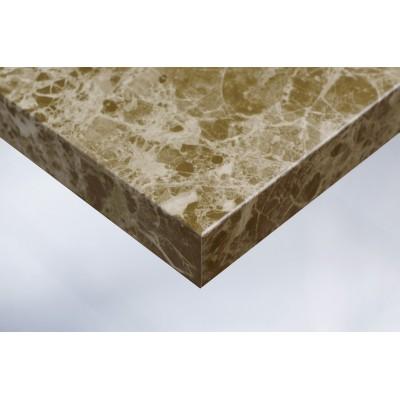 Интерьерная плёнка U5 коричневый мрамор