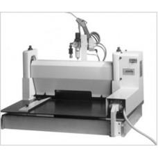 Пневматический настольный станок PW710 для обжима металлических планок