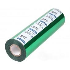Фольга тонер-чувствительная Зеленый металлик GR05 213мм*122м