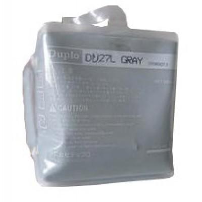 Краска серая DUPLO DU-27L (1л), 430/460/550/850