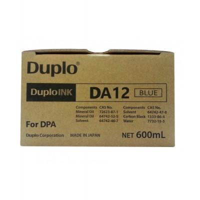 Краска Duplo DA-12 600ml A100 синяя