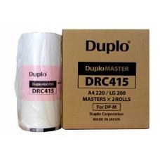 Мастер-пленка DUPLO DRC-415 (M300-400/L200-500)