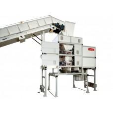Многоуровневая система измельчения HSM TriShredder 6060 - 7.5 x 40-80mm