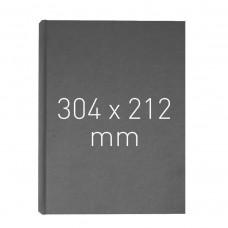 Твердые обложки Opus Art А4 304х212 мм серебро 10 пар