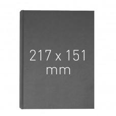 Твердые обложки Opus Art А5 217х151 мм серебро 10 пар
