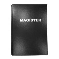 Твердые обложки Opus Magister А4 304х212 мм черные 10 пар
