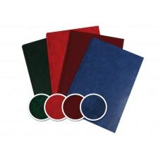 Твердые обложки Opus Style А4 304х212 мм бордовые 10 пар