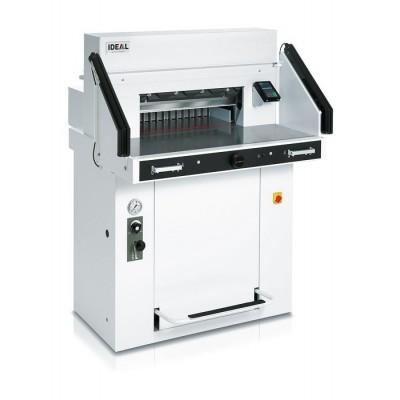 Гильотинная бумагорезательная машина IDEAL 5560 LT