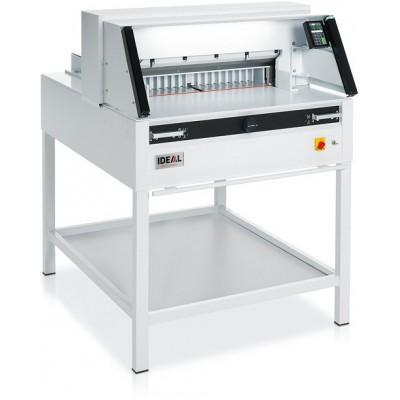 Гильотинная бумагорезательная машина IDEAL 6660
