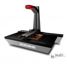 Книжный сканер Metis DRS 2000 DCS