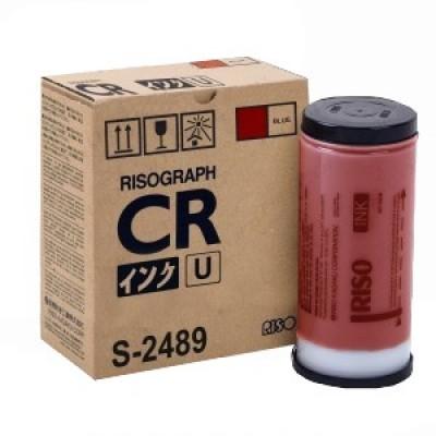 Краска Riso CR красная