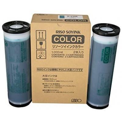 Краска Riso FR\GR\RA\RC чирок (teal green)