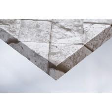 Интерьерная плёнка U9 серый камень