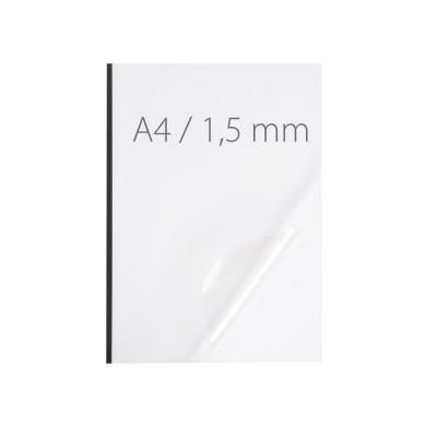 Мягкие обложки NeoCover Mini (1,5 мм) А4 черные упак. 60 шт