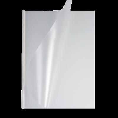 Мягкие обложки А4 O.easyCOVER матовые 5мм, белые, (33 - 45 л
