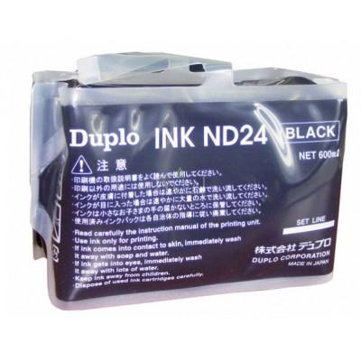 Краска черная DUPLO ND24 (600мл), 430