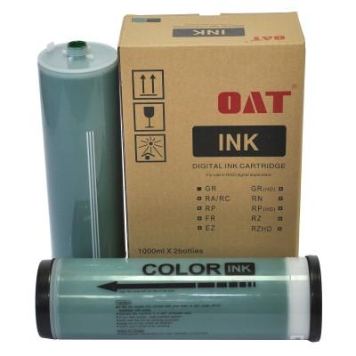 Краска OAT зеленая GR/RA/RC (1000ml)