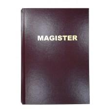 Твердые обложки Opus Magister А4 304х212 мм бордовые 10 пар