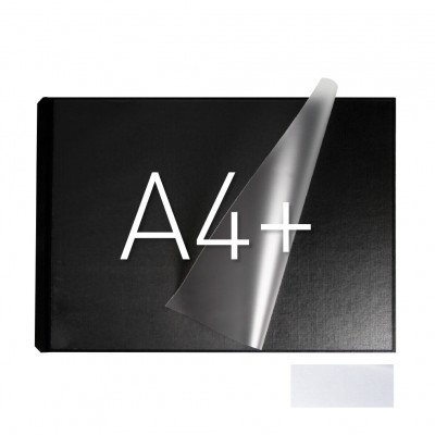 O.Pouch Cover Art Duplex 217x300 20шт ламинирован. белые