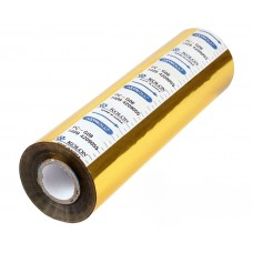 Фольга тонер-чувствительная Желтое золото G08 122м