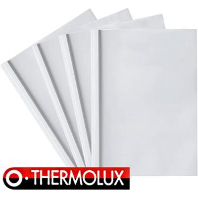 Обложки для термопереплета O.THERMOLUX 12mm 100 шт.