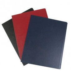 Твердые обложки Opus Premium А4 304х212 мм темно синие 10 пар