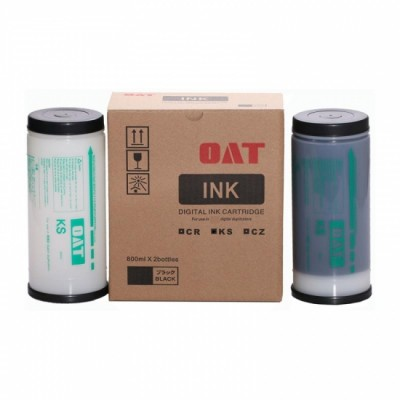 Краска OAT черная KS (800ml)